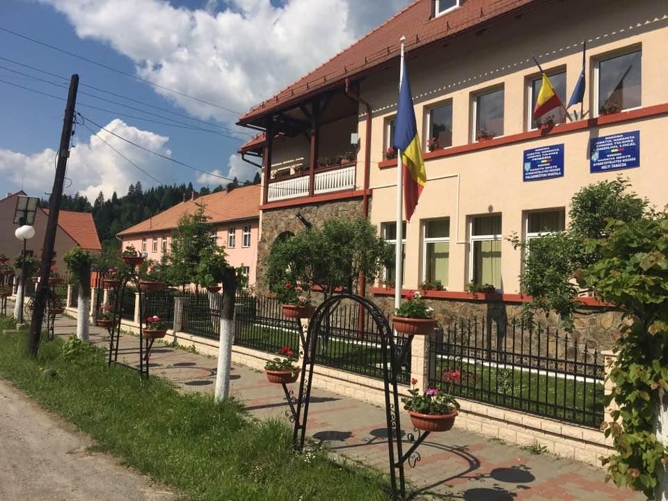 Sediul Primariei Tulgheș